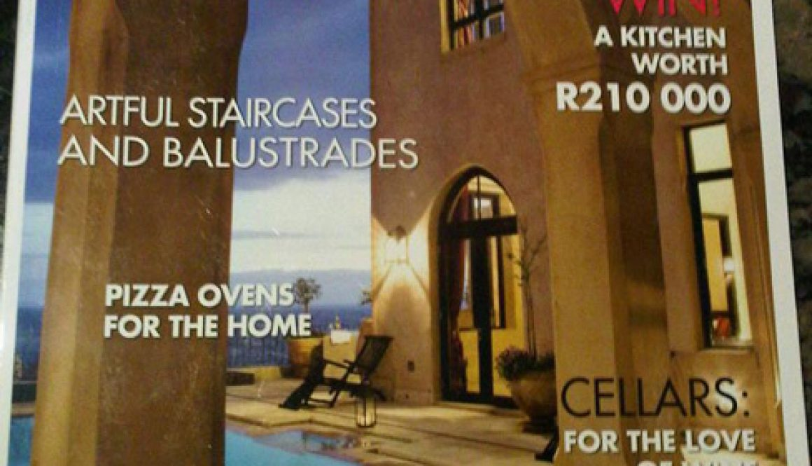 SA Home Owner – April 2010