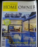 SA Home Owner January 2012 – Bantry Bay Home